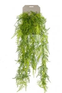 Аспарагус куст искусственный ампельный 80 см