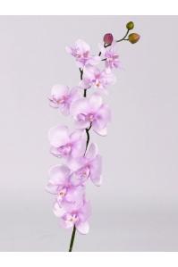 Орхидея Фаленопсис искусственная сиреневая 80 см