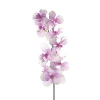 Орхидея Ванда искусственная сиреневая 100 см (Real Touch)