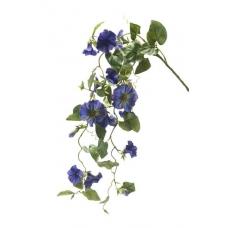 Петуния Ампельная искусственная голубая 115 см