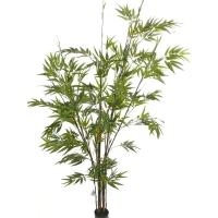 Бамбук искусственный зеленый 190 см