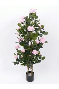 Роза кустовая искусственная