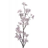 Ветка Сакуры цветущая розово-белая искусственная 104 см