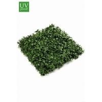 Газон-коврик Хедера искусственный зеленый 50х50 см