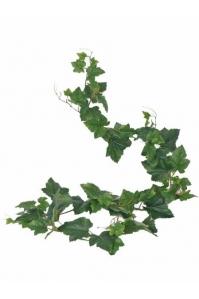 Виноградная гирлянда искусственная зеленая 150 см