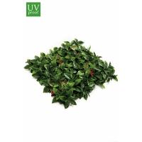 Фотиния газон-коврик искусственный зеленый 50 x 50 см