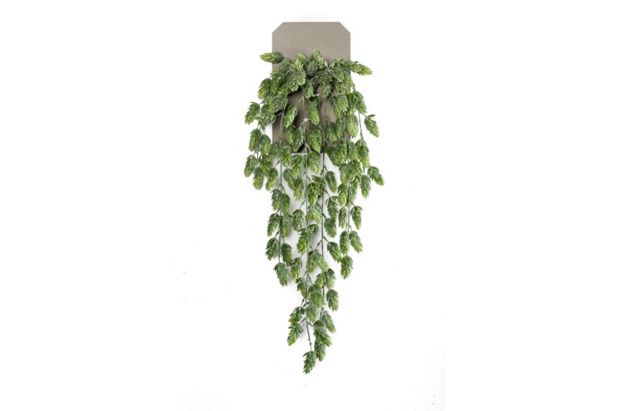 Хмель искусственный ампельный зеленый 70 см