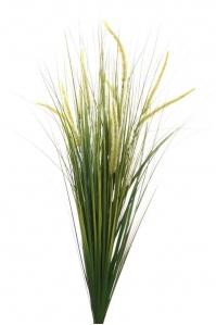 """Пучок искусственной травы """"Лисий хвост"""" 100 см"""