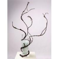 Ветка Спираль декоративная искусственная 110 см