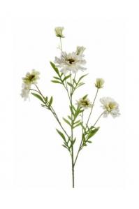 Гелениум искусственный белый 85 см