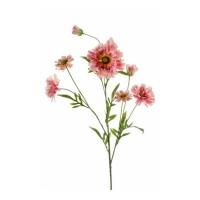 Гелениум искусственный розовый 85 см