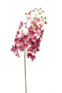 Гортензия искусственная розово-лиловая 85 см