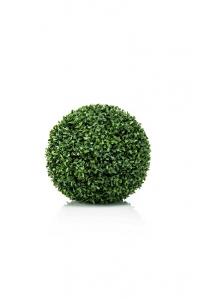 Самшит шар декоративный искусственный