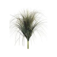 Куст травы искусственный зеленый 60 см