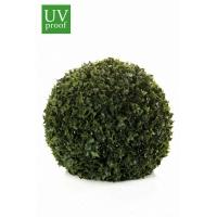 Хедера (плющ) шар декоративный искусственный зеленый 50 см