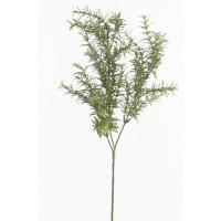 Ветка Аспарагуса искусственная зеленая 60 см