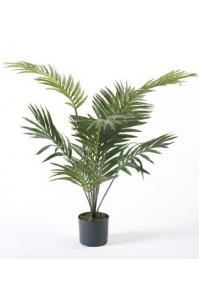 Пальма Парадис искусственная 9 листов 90 см