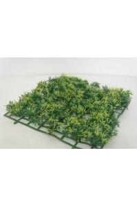 Коврик Газон-трава искусственный 25 х 25 см