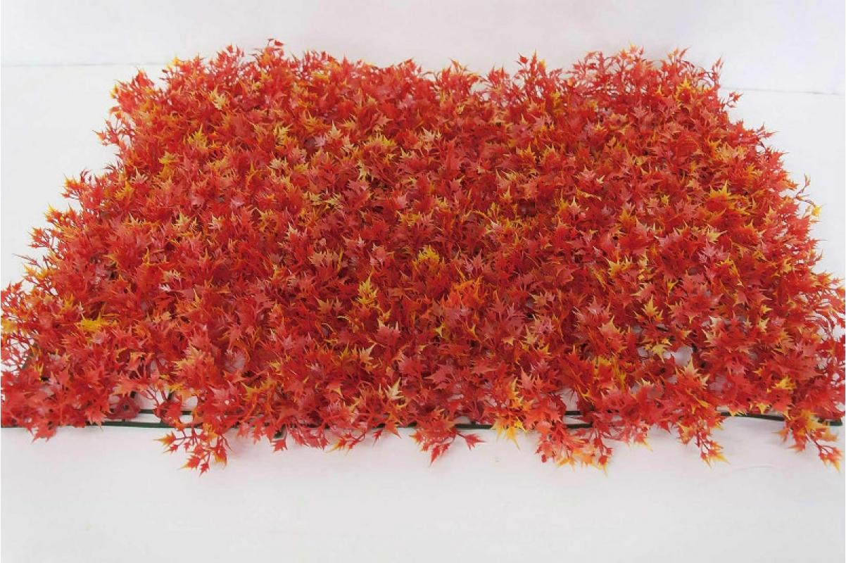 Газон-коврик кленовый искусственный 40 х 60 см - Фото 2