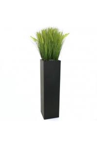 Изгородь из травы искусственная (без кашпо) 40 х 40 см  (Размер (Диаметр x В), см:40 x 40)