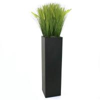 Изгородь из травы искусственная (без кашпо) 40 х 40 см  (Размер (Диаметр x В), см:40 x 40) (Размер (Диаметр x В), см:40 x 40)