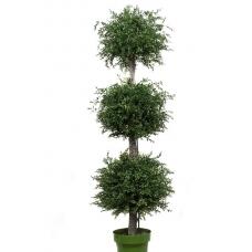 Самшит Шар Тройной искусственный уличный 160 см