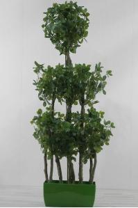 Изгородь из Фикуса искусственная уличная  40 х 160 см
