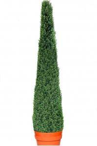 Туя Конус искусственная уличная на металлическом каркасе 150, 180 см