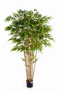 Бамбук искусственный естественный
