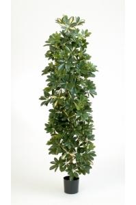 Шеффлера искусственная колоновидная пестрая 180 см