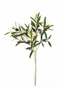 Ветка Оливы искусственная 50 см