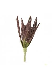 Суккулент Тропический искусственный коричневый 130 см