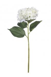 Гортензия искусственная белая 85 см