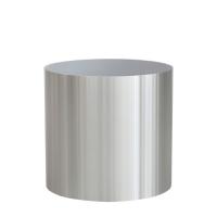 Кашпо из нержавеющей стали Standart от 30 до 50 см