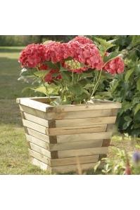 Кашпо деревянное Ludlow 46 x 46 x 40 см