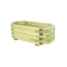 Кашпо деревянное Richmond 100 x 50 x 30 см