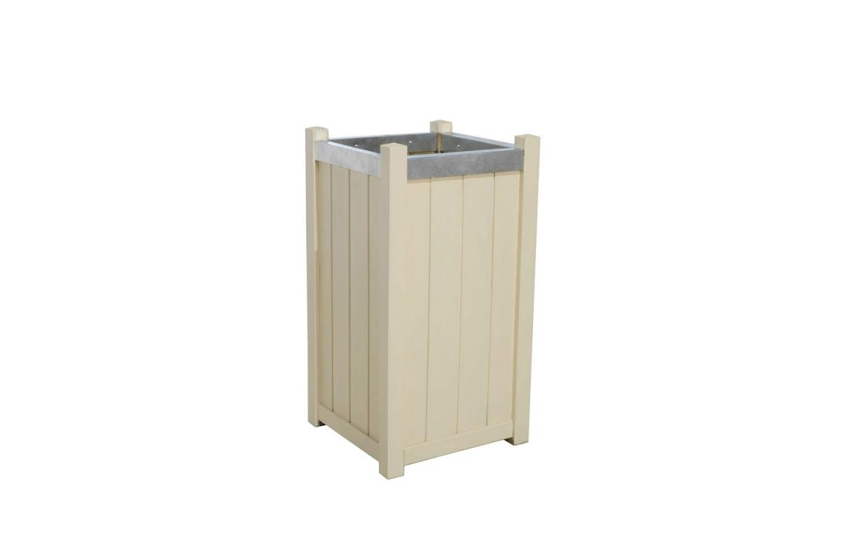 Кашпо деревянное Slender от 75 до 100 см - Фото 5