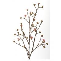 Ветка цветущая искусственная 110 см