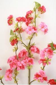 """Сакура """"Kwanzan"""" искусственная розовая 130 см"""