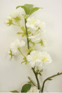 """Сакура """"Kwanzan"""" искусственная белая 130 см"""