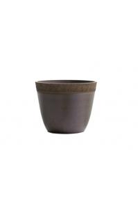 Кашпо Treez Japonica Ki Sen bowl шоколад от 25 до 41 см