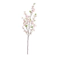 Ветка Сакуры Дворец Императора искусственная большая нежно-розовая 150 см