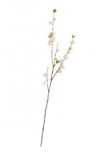 Ветка Сакуры Нежные Облака искусственная светло-розовая 112 см