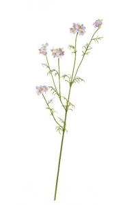 Ранункулюс полевой искусственный светло-сиреневый 71 см