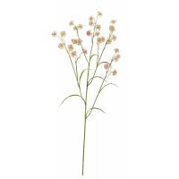 Астранция Вайлд искусственная нежно-розовая 80 см