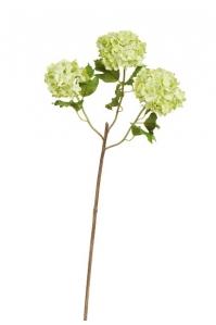Калина Бульдонеж (Вибурнум) искусственная светло-зеленая 55 см