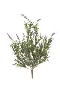 Лаванда Дикая куст цветущий искусственный 40 см