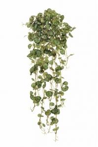Саксифрага Эйер мини ампельная искусственная бело-зеленая 70 см