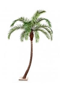 Финиковая Пальма Гигантская изогнутая искусственная