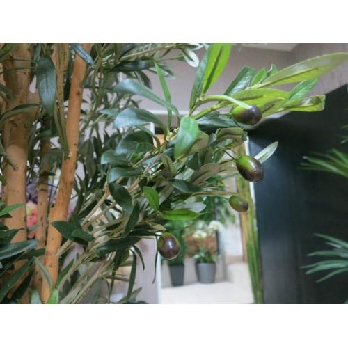 Олива Форест искусственная с плодами 180 см - Фото 3